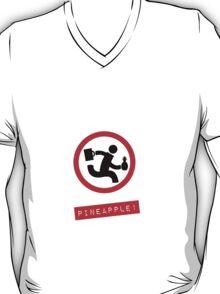"""Chuck TV show """"Pineapple!"""" T-Shirt"""