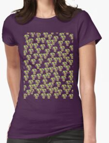 Teemo Mushrooms Womens Fitted T-Shirt