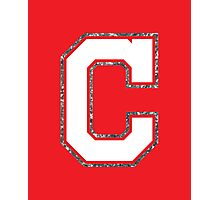 Cleveland Glitter C Photographic Print