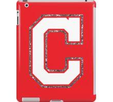 Cleveland Glitter C iPad Case/Skin