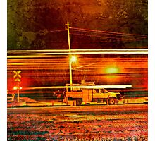 Electrical Emergency Photographic Print