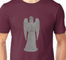 Single Weeping Angel Unisex T-Shirt