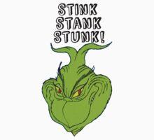 Stink Stank Stunk 2 Baby Tee