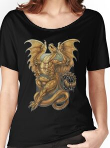 """Dragon  - """"Redemption Dragon"""" Women's Relaxed Fit T-Shirt"""