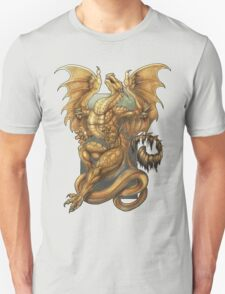 "Dragon  - ""Redemption Dragon"" Unisex T-Shirt"