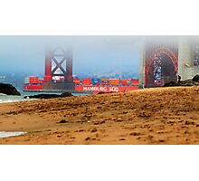 Freighter Passage Photographic Print