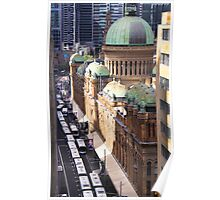 the ancient building in sydney Poster