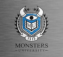 Monsters University Seal by emodist