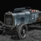 the old Hot Rod Racer by Jo-PinX