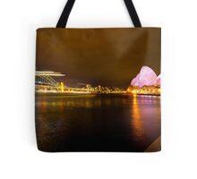 the landmark of sydney Tote Bag