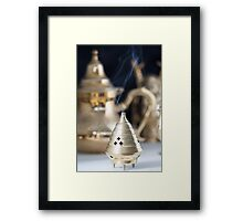 Scent to carry me away Framed Print