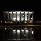 National Library Canberra Australia ,  by Kym Bradley