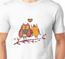 Fall in love Unisex T-Shirt