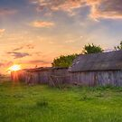 Old House  by GrishkaBruev