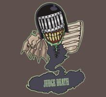 Judge Death Logo by bloogun