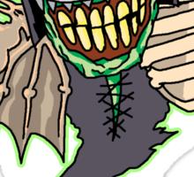 Judge Death Logo Sticker