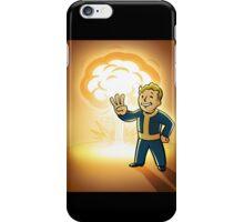 Fallout Mushroom Cloud iPhone Case/Skin