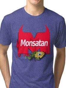 Monsatan Tri-blend T-Shirt