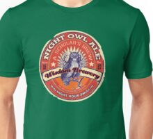 night owl ale Unisex T-Shirt