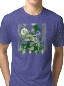retro golf classic Tri-blend T-Shirt