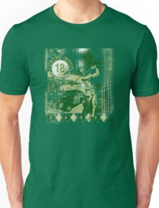 retro golf classic Unisex T-Shirt