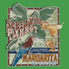 screaming parrot by redboy