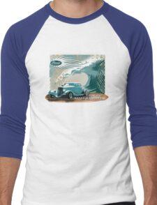 classic surf Men's Baseball ¾ T-Shirt