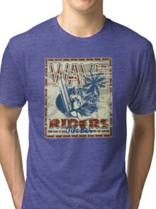 wave riders Tri-blend T-Shirt