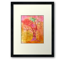 All Creation Sings Framed Print