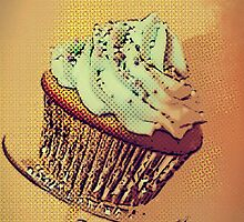 cupcake by angeliana