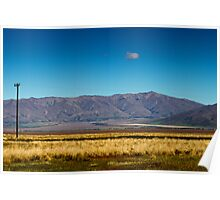 South Island Summer Poster