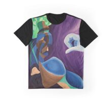 The Broccoli-haired man Graphic T-Shirt