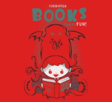 Forbidden Books can be Fun One Piece - Short Sleeve