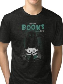 Forbidden Books can be Fun Tri-blend T-Shirt