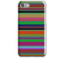 Bar code Strips iPhone Case/Skin
