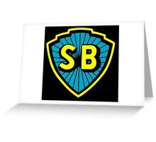Shaw Brothers Logo Greeting Card