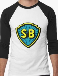 Shaw Brothers Logo Men's Baseball ¾ T-Shirt