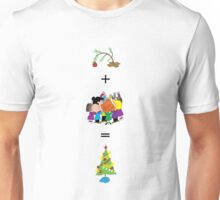 Merry Christmas Charlie Brown! Unisex T-Shirt