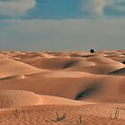 endless sand by globeboater