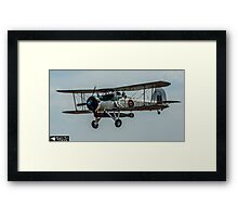 Fairey Swordfish Framed Print