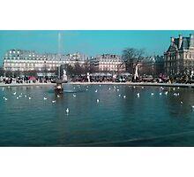 Tuileries Garden Photographic Print