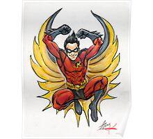 Robin (Tim Drake) Poster