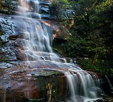 Kendall Falls #2 by vilaro Images