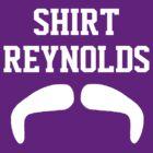 Shirt Reynolds (White) by BattleTheGazz