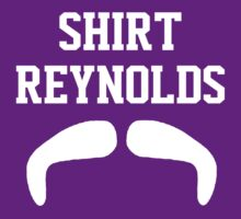 Shirt Reynolds (White) by BattleTheGazz