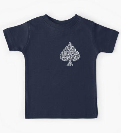 QR Poker Kids Tee