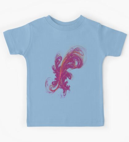 Apophysis Fractal Design - Butterfly Kids Tee
