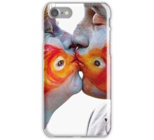 The Fish Kiss iPhone Case/Skin