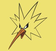 Zapdos by YouKnowThatGuy