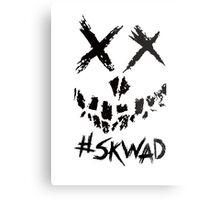 #SKWAD Metal Print
